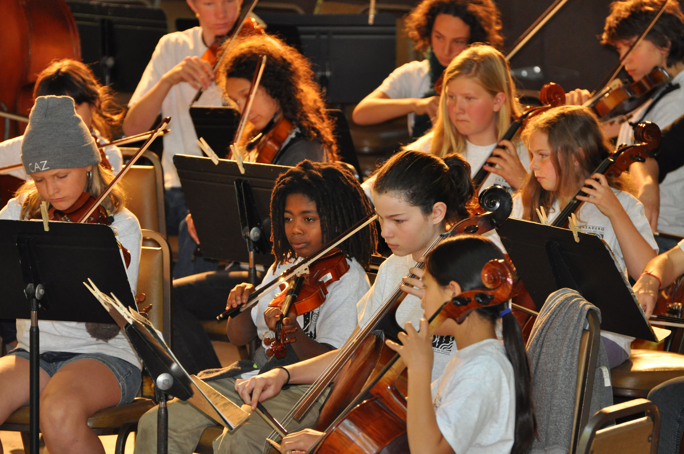 Music Program Information For Families
