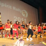 BHS Rally Day Cheer