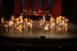 "Berkeley High School's Afro-Haitian Dance: ""The Spirit of Dance"""