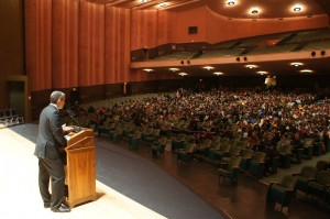 Over 1,000 Attended Berkeley High School's 8th Grade Information Night