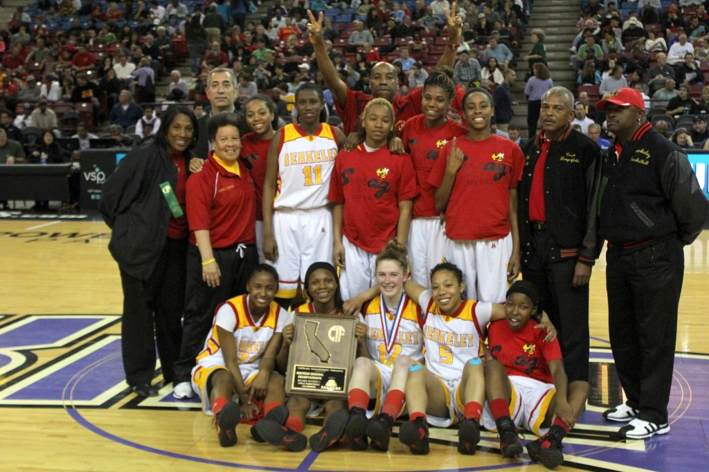 Berkeley High Beat Kennedy 38-56 for the NORCAL 2012 Title