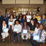 Classified Employees Celebrating Five Years of Service