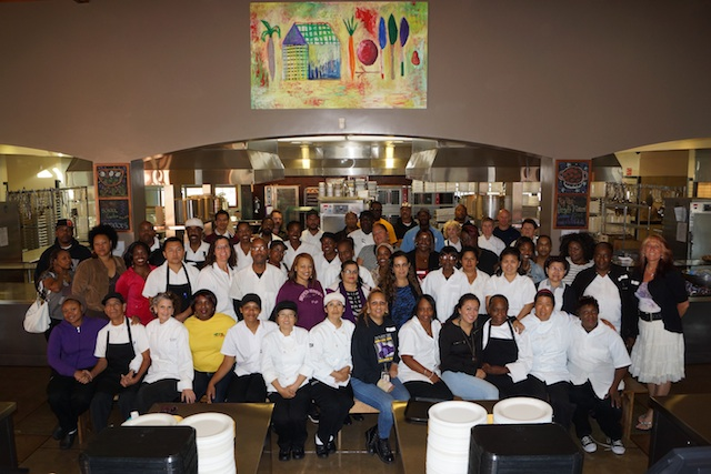 The BUSD Nutrition Services Team
