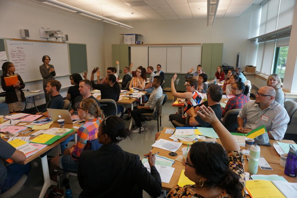 BUSD New Teacher Orientation August 11, 2014