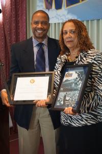Thelette Bennett, Retired BHS Vice Principal - Lifetime Achievement Award