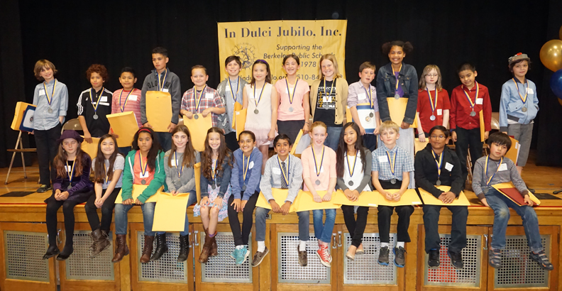 IDJ Art Poetry & Essay Contest 2015 Winners