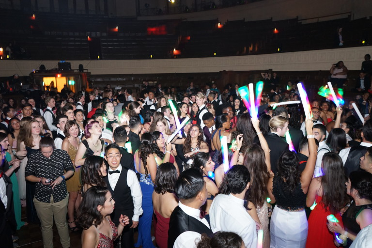 Berkeley High Senior Prom 2016 Photos