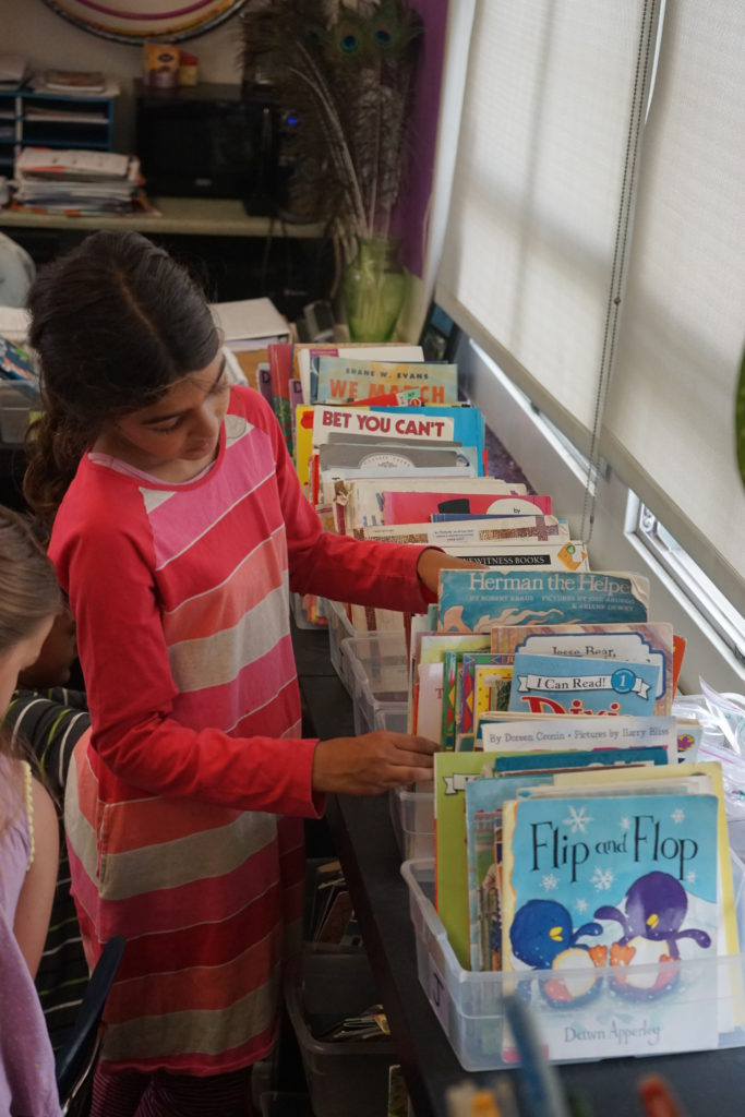 Books to Home Reading Program | Berkeley Unified School District