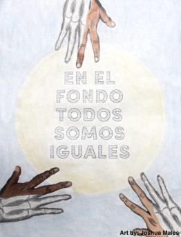 Joshua Males' Poster