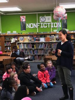 3rd Grade, Erin Tsuchimoto, Pediatrician