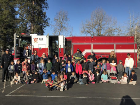 Kindergarten, Station 3 Firefighters