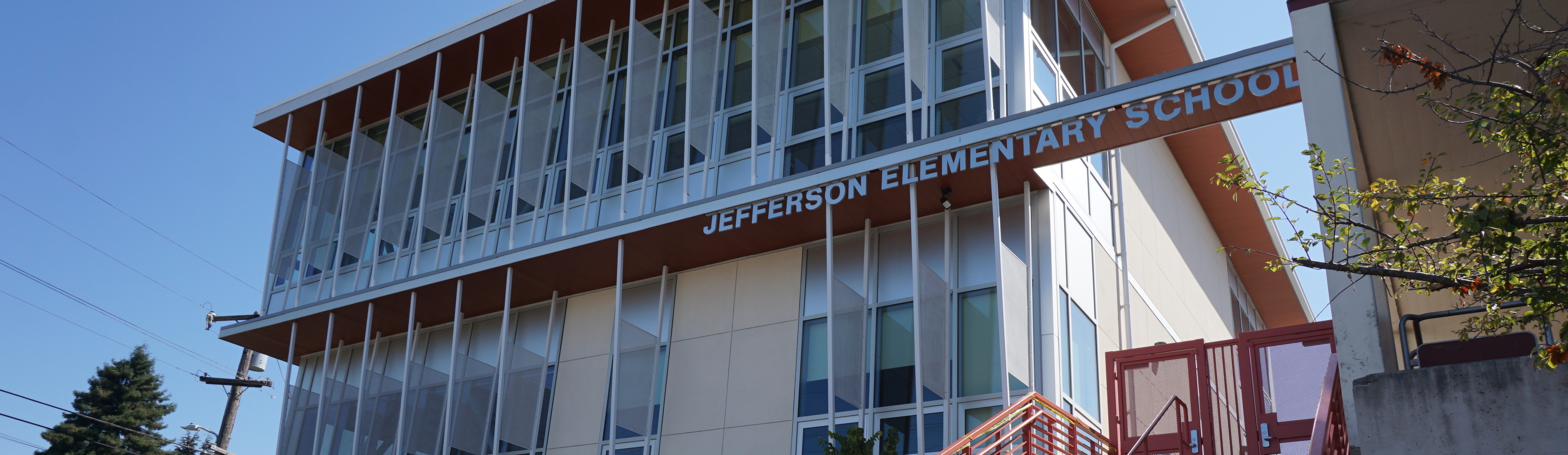Jefferson's new library and offices