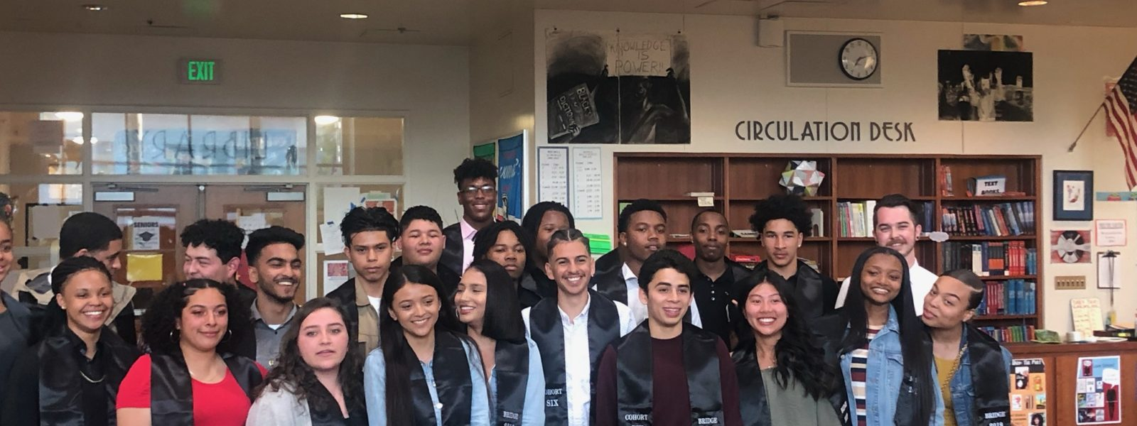 Berkeley High Bridge Students Celebrate Graduation and College Plans Ahead