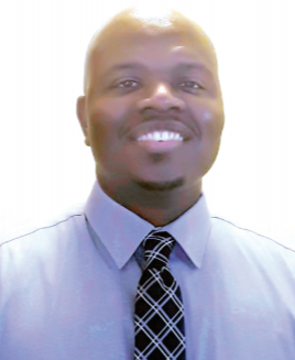 This is a photograph of Dr. Khalid White.