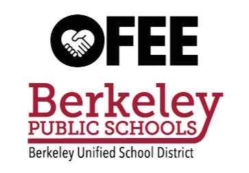 This is an image of the OFEE and the Berkeley Unified School District Logos.