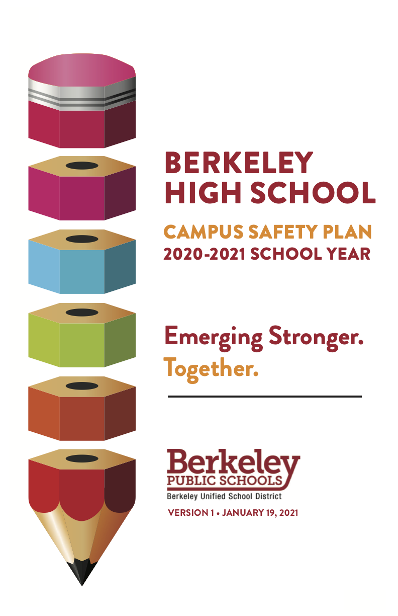 Click here for a PDF of the BHS Campus Safety Plan 2020-21