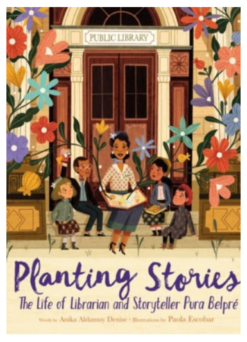 Book Cover: Planting Stories
